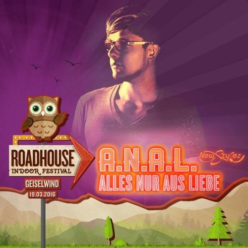 A.N.A.L. - Roadhouse Festival - Geiselwind