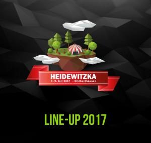 Komplettes Line-Up + Stages