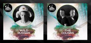 Wild Russian und The Cousins für 2018 bestätigt