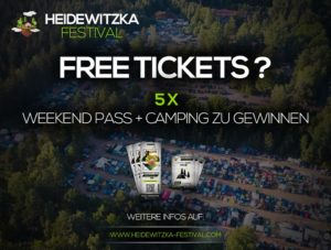 TICKETS FOR FREE